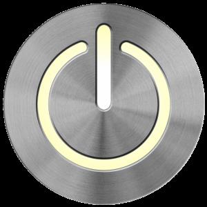 Start Button Transparent