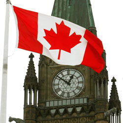 Ottawa Peace Tower Transparent